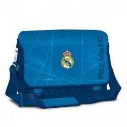 Real Madrid - nagy oldaltáska - 92577657 REAL MADRID - ISKOLATÁSKA, HÁTIZSÁK - Real Madrid Ars Una