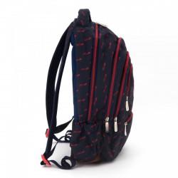 Barcelona tinédzser hátizsák 5 rekeszes - 94777291 - FC Barcelona