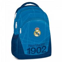 Real Madrid - tinédzser hátizsák 92987654 Táska, sulis felszerelés - Real Madrid Ars Una