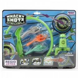 Whacky Shots - csúzli óriás készlet Játék - Kerti és vízes játékok