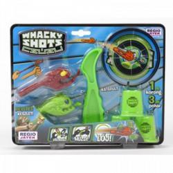 Whacky Shots - csúzli céltáblával készlet Játék - Kerti és vízes játékok
