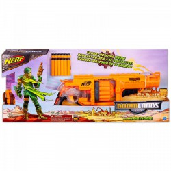NERF N-Strike - Lawbringer fegyver Játék - Hasbro játékok