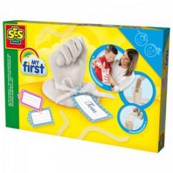 SES - Első kézlenyomatom készlet Játék - SES kreatív játékok