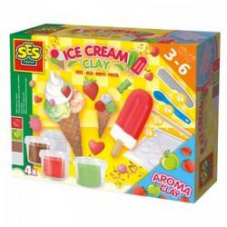 SES - Fagyi gyurmakészlet Játék - SES kreatív játékok