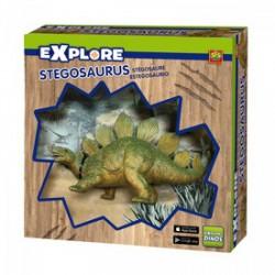 SES - Explore Stegosaurus dínó készlet Játék - Dínós játékok
