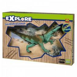 SES - Explore Saurophaganax dínó készlet - Dínós játékok - Dínós játékok