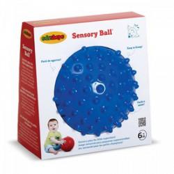 Érzékelés fejlesztő bébi labda - 18 cm, többféle Játék - Kerti és vízes játékok