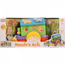 Fun Time - Noé bárkája formakereső bébijáték Játék - Bébijátékok