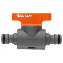 Gardena - csatlakozóelem szabályzószeleppel 2976-29 Kert, háztartás - Gardena vízelosztók, csatlakozók
