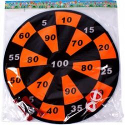 Tépőzáras darts tábla - 36 cm - Kirakók, puzzle-ok - Kirakók, puzzle-ok