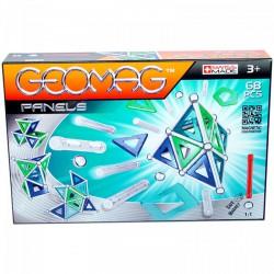Geomag 68 darabos paneles mágneses építőjáték készlet - Geomag építőjátékok - Építőjátékok Geomag