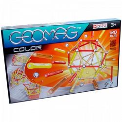 Geomag 120 darabos színes mágneses építőjáték készlet - Geomag építőjátékok - Építőjátékok Geomag