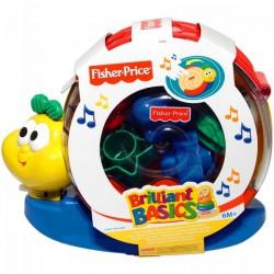 Fisher-Price Zenélő Csiga-Biga, bébijáték - Fisher-Price - Bébijátékok Fisher-price