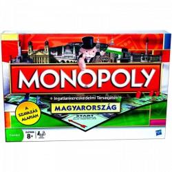 Monopoly - Magyarország kiadás - Hasbro játékok - Hasbro játékok Monopoly