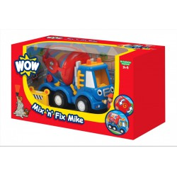 WOW Mike, a betonkeverő - Wow bébi játékok - Bébijátékok WOW