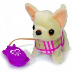 Chichi mozgó kutya, plüssfigura - CHICHI Love állatok - CHICHI Love állatok Simba
