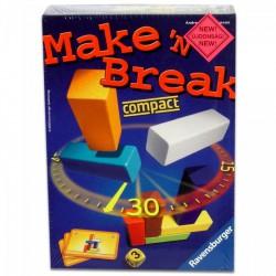 Ravensburger - Make N Break compact társasjáték (63564) - Társasjátékok - Kirakók, puzzle-ok Ravensburger