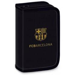 Barcelona tolltartó írószerekkel feltöltött fekete - AU-93576352 FC BARCELONA - MEGLEPIK - FC Barcelona Barcelona