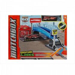 Matchbox - Közepes pálya - Tűzoltóság - Matchbox autók - Matchbox autók Mattel
