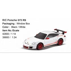 Rastar - Távirányítós autó 1:24 Porsche GT3 RS RASTAR - Pályák, kisautók Rastar