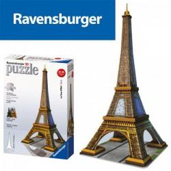 RAVENSBURGER Eiffel torony 3D puzzle - RAVENSBURGER játékok - Kirakók, puzzle-ok Ravensburger