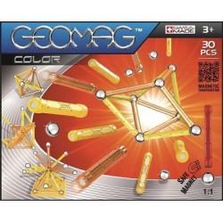 Geomag színes mágneses építőjáték készlet - 30 darabos - Geomag építőjátékok - Építőjátékok Geomag