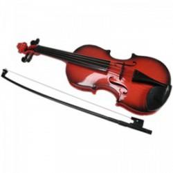 Műanyag játékhegedű, zenélő - Játék hangszerek - Játék hangszerek