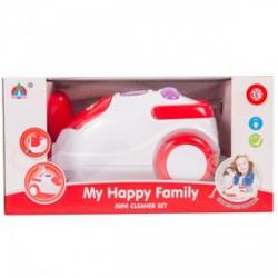 Elemes porszívó - piros-fehér (játék) - Lányos játékok - Lányos játékok