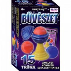 Magic Show bűvészdoboz - 15 trükk - Golyó és váza - Bűvésztrükk játékok - Bűvésztrükk játékok Magic Show