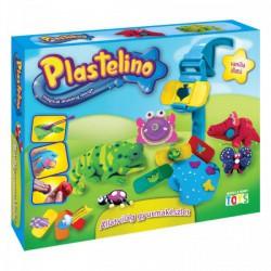 Plastelino - Állatvilág gyurmakészlet - Plastelino gyurmák - Plastelino gyurmák
