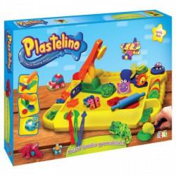 Plastelino - Kreatív fantázia gyurmakészlet Játék - Plastelino gyurmák