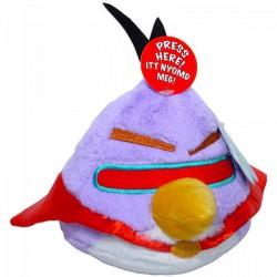 Angry Birds: 13 cm-es Space Lila madár plüssfigura Játék - Plüss és állat,-mesefigurák