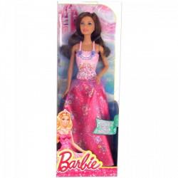 Barbie - Tündérmese hercegnők - rózsaszín Teresa Játék - Barbie babák