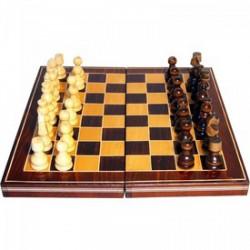 Fa sakktábla készlet közepes változatban Játék - Fajátékok
