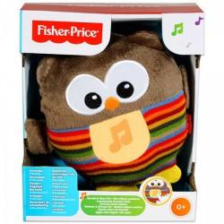 Fisher-Price nyugtató bagoly plüsskoma Játék - Bébijátékok Fisher-price
