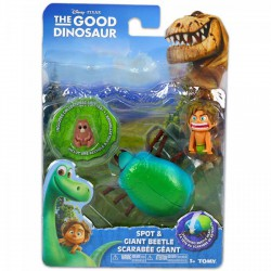 Dínó Tesó - Pötty és Beetle alapfigura Játék - Dínó tesó játékok
