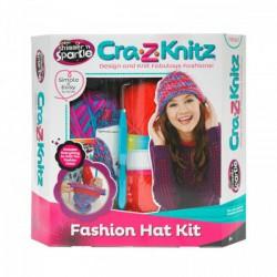 Cra-Z-Knitz Trendi Csajszi Sapi Design - Cra-Z-Knitz kreatív játékok - Cra-Z-Knitz kreatív játékok Cra-Z-Knitz