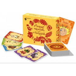 Magyar népmesék - A kártyajáték - Társasjátékok - Hasbro játékok