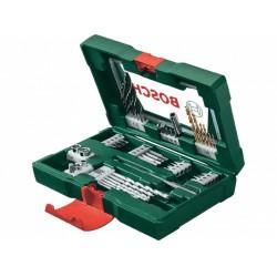 Bosch - 48 részes V-Line TiN fúró- és bitkészlet, mágnesrúddal BOSCH BARKÁCSGÉPEK