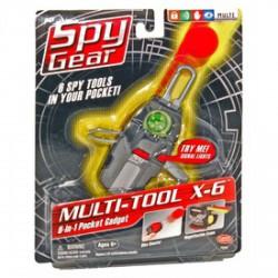 Spy Gear kémfelszerelés 6 az 1-ben játék -Spyx kémjátékok -Spyx kémjátékok