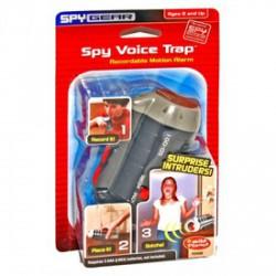 Spy Gear hangcsapda -Spyx kémjátékok -Spyx kémjátékok