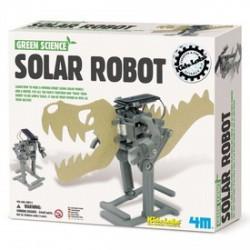 Kidz Labs - 4M zöld tudomány, napelemes robot készlet - KIDZ Labz játékok - Dínós játékok