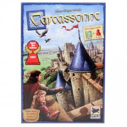 Carcassonne - új kiadás - Társasjátékok Carcassonne