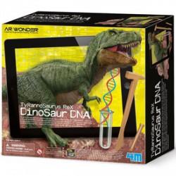 4M - Tyrannosaurus Rex DNS készlet - Tudomány és kreatív játék - Dínós játékok