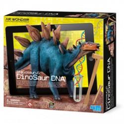 4M - Stegosaurus DNS készlet - Tudomány és kreatív játék - Dínós játékok