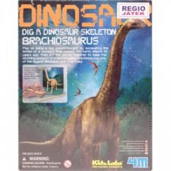 4M - dinoszaurusz régész készlet - Brachiosaurus - Tudomány és kreatív játék - Dínós játékok