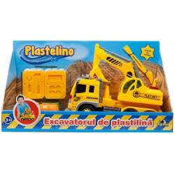 Plastelino - építőmester gyurmakészlet - Plastelino gyurmák - Gyurmák