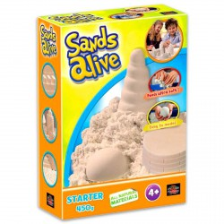 Sands Alive modellező homok - kezdő, 450 g - Sands Alive készletek - Kerti és vízes játékok