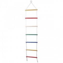 Kötéllétra - mászóka színes - Kerti és vízes játékok - Kerti és vízes játékok