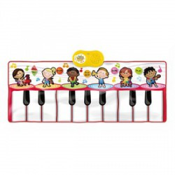 Iskolai zenekar zenélő játszószőnyeg - Játék hangszerek - Játék hangszerek